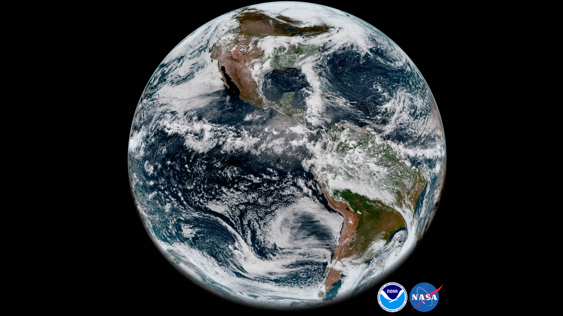 GOES-17 Releases 'First Light' Imagery from its Advanced Baseline Imager (ABI)