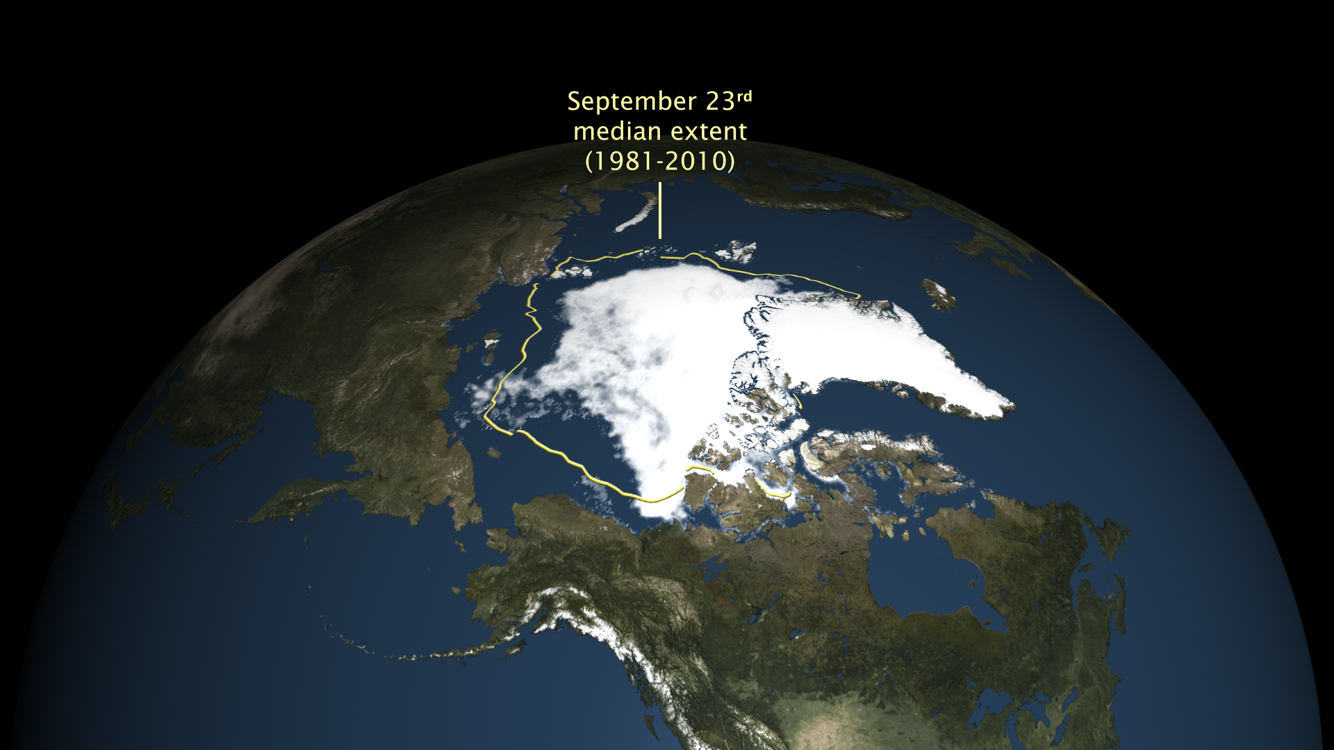2018 Arctic Sea Ice Ties for Sixth Lowest Extent On Record
