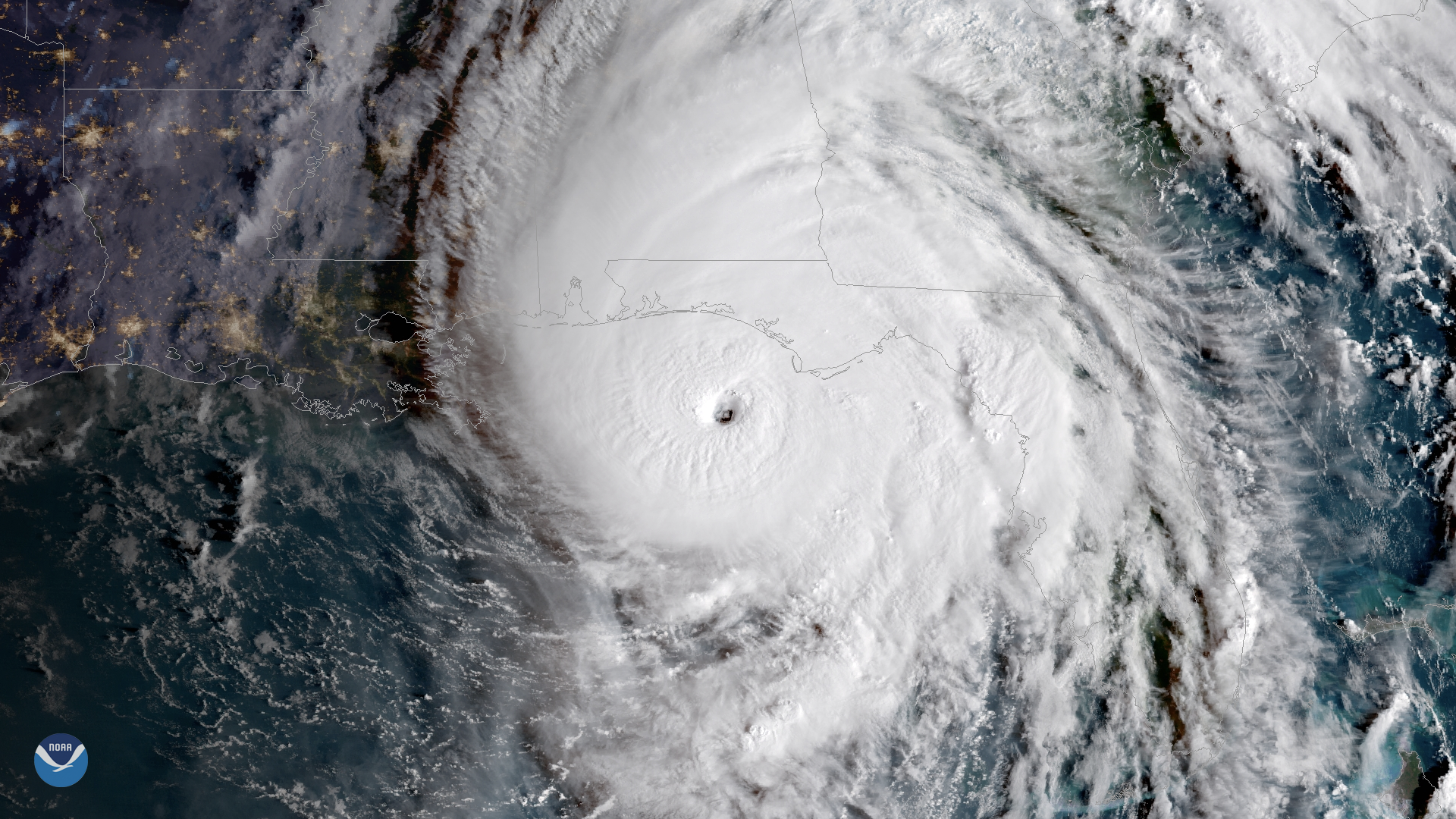 Hurricane Michael Strengthens to a 'Potentially Catastrophic' Category 4 Storm