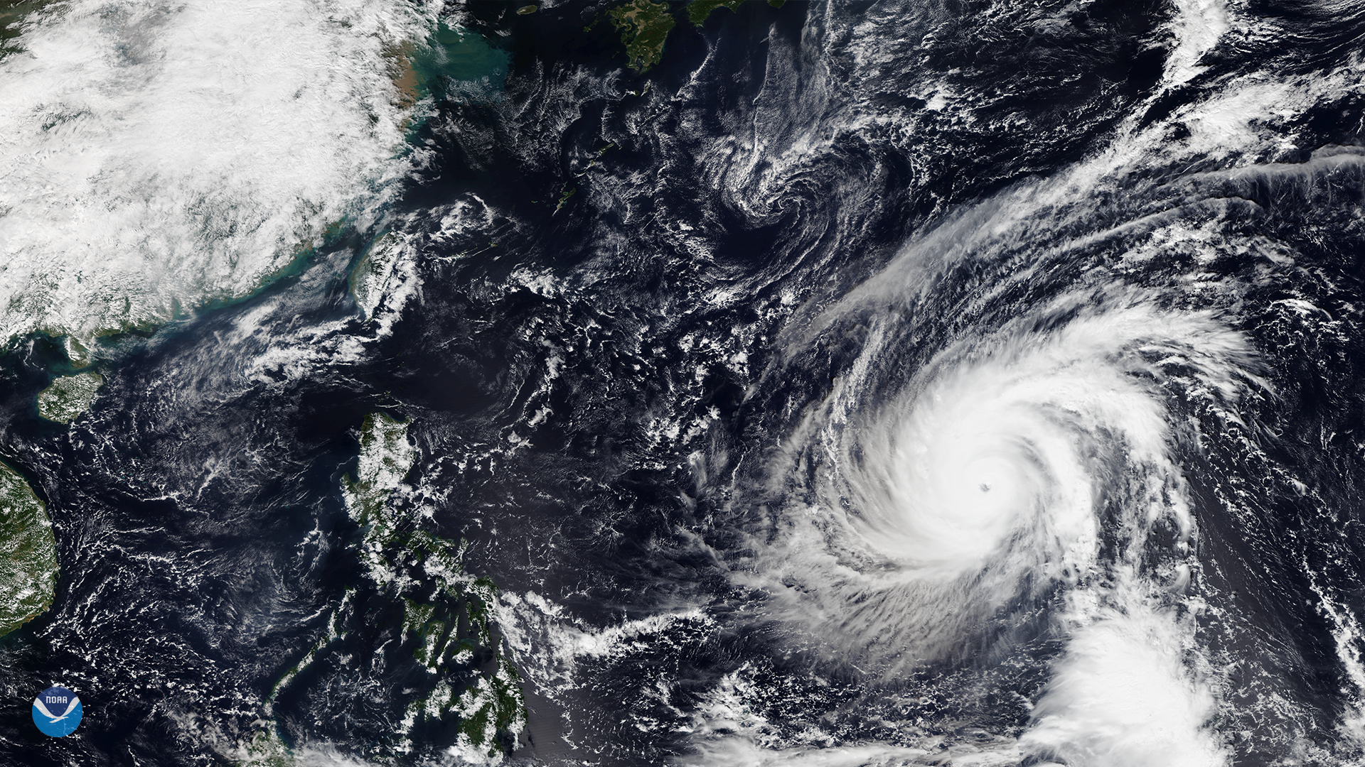 Slightly Weakened Yutu to Threaten the Philippines